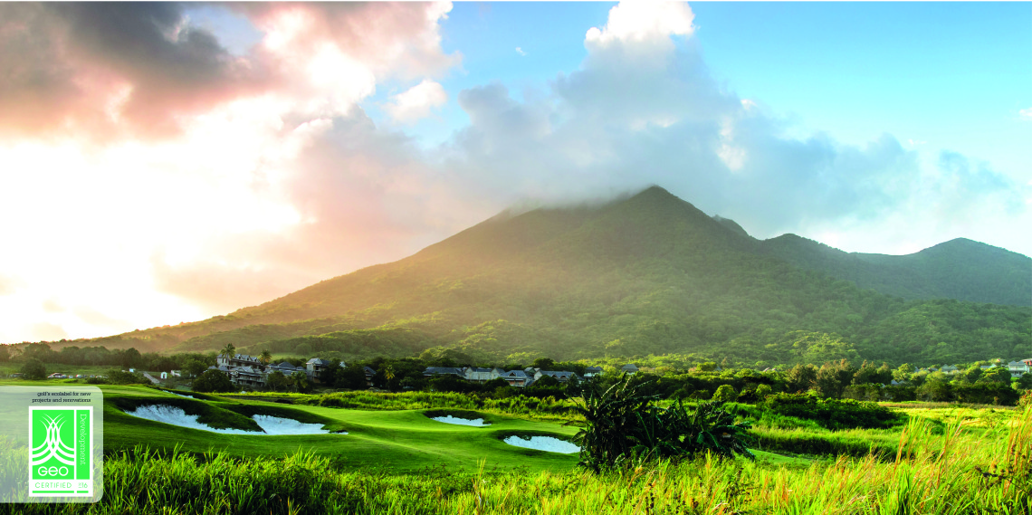 Irie Fields Golf Course, St Kitts