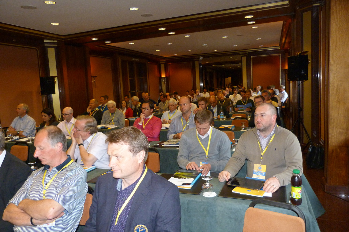 Attending the EIGCA Annual Conference is one way members can earn credits.