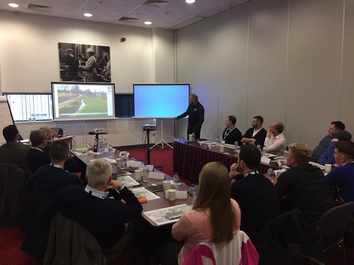 EIGCA workshop at BTME