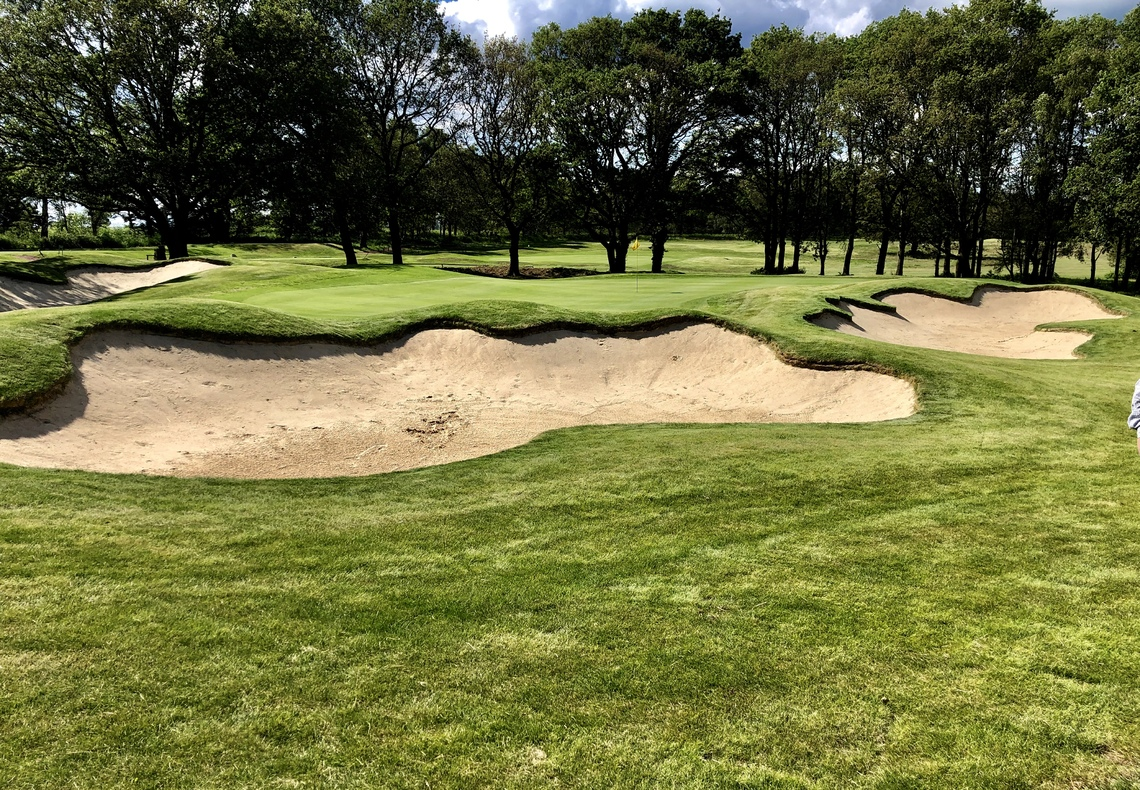 Whittington Green11 Reconstructed Bunkering