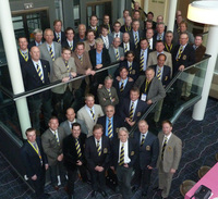 EIGCA Members at the 2013 AGM